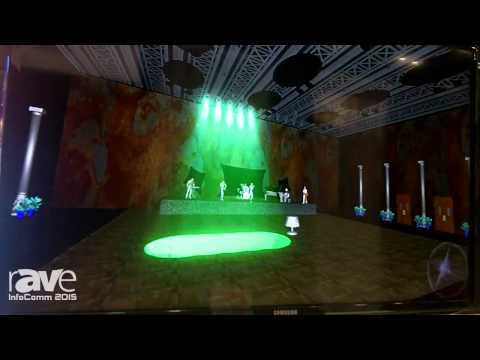 InfoComm 2015: Pathway Connectivity Demonstrates Choreo Lighting Controller