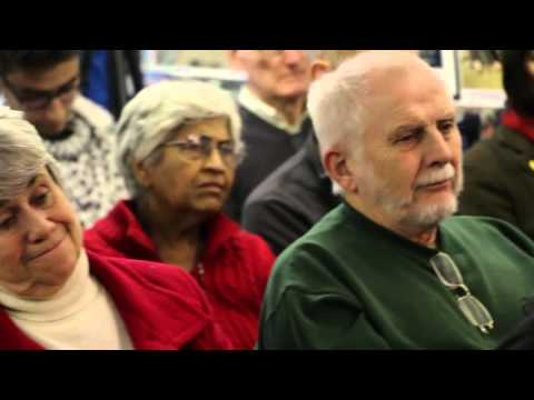 """Ilan Pappé  Conference - """"What Chance for Peace in Palestine?"""
