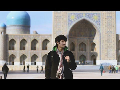 我的遊記- 中亞Central Asia (哈薩克 烏茲別克 塔吉克) (Kazakhstan Uzbekistan Tajikistan)