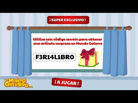Mira el video y llevate un premio EXCLUSIVO para Mundo Gaturro!