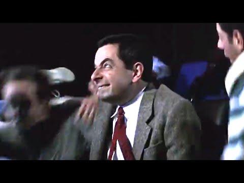 Virtual Rollercoaster | Funny Clip | Classic Mr Bean
