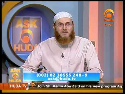 Ask Huda Apr 8th 2014