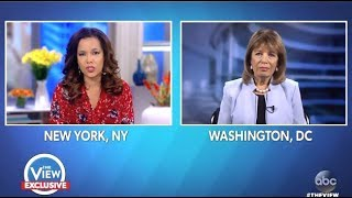 Rep Jackie Speir - Interviewed On New Legislation & Papadopoulos - The View