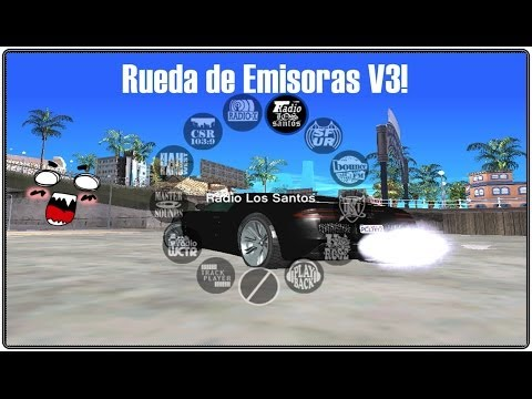 Rueda de Emisoras V3 del GTA 5