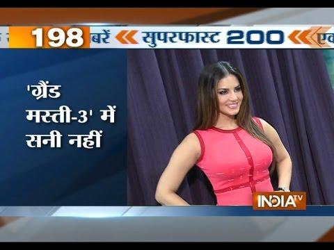 India TV News: Superfast 200 April 04, 2015 | 7.30PM