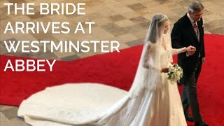 (8.73 MB) Catherine Middleton walks down the aisle Mp3
