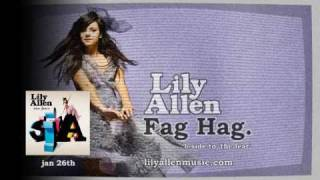 Watch Lily Allen Fag Hag video