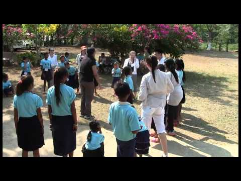 The Overlake School Cambodia Project Week  2014