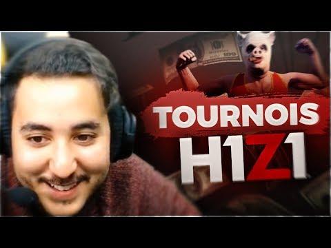TOURNOI H1Z1 ft. MANE & TEUFEURS ► H1Z1 [REDIFFUSION]
