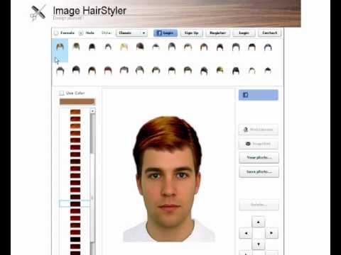ImageHairStyler men hairstyles
