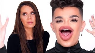 James Charles RESPONDS , Tati RESPONDS, Projared RESPONDS