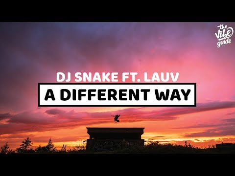 DJ Snake ft Lauv  A Different Way