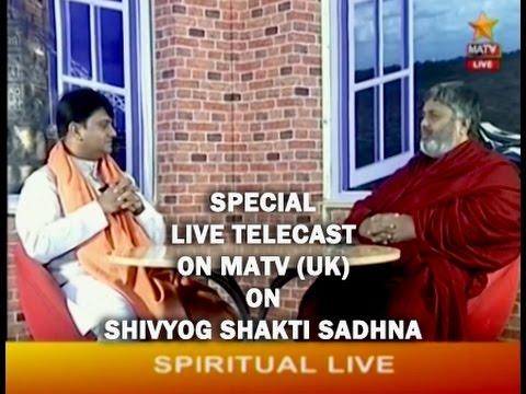 Shivyog ~ Moments With Babaji (uk Tv) Ma Tv video