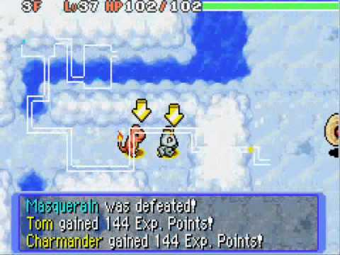 Pokemon Mystery Dungeon - Red Rescue Team - 35