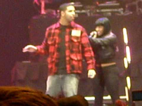 NICKI MINAJ & DRAKE- young money (BEDROCK)