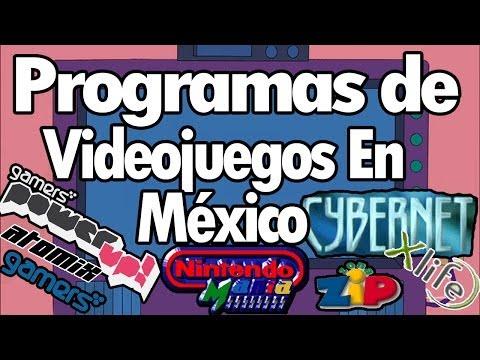 La Historia de los Programas de Videojuegos En México [Loquendo]