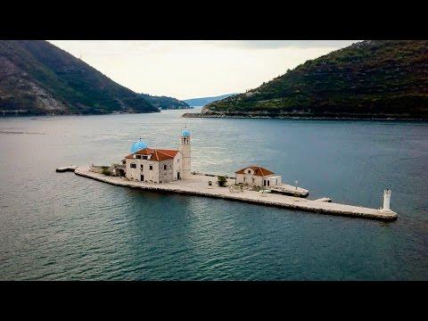 Azamara Quest sails into Kotor, Montenegro