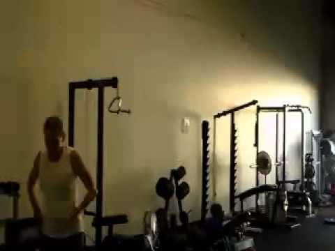 Dianna Bilstad Circuit Weight Training