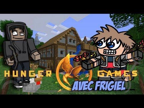 Hunger Games sur Minecraft | En compagnie de Frigiel | Episode 4