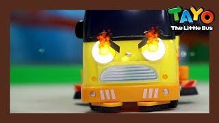 Rubby nổi giận l Cuộc phiêu lưu đồ chơi Tayo #7 l Tayo xe bus nhỏ