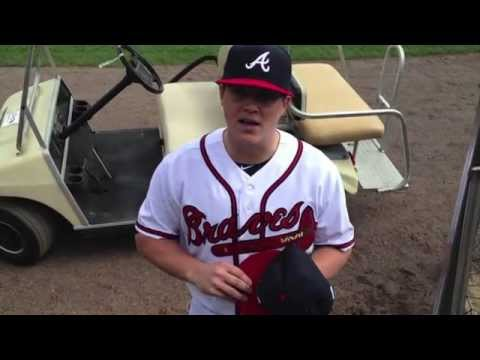 Braves Kris Medlen Wants a Brave in the 2013 MLB Fan Cave