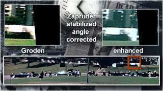 JFK Nix Film stabilized analyzed enhanced