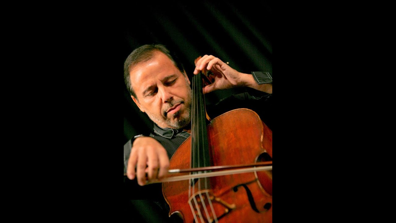 Jos� Mar�a Ma�ero al cello - YouTube