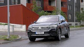 Volkswagen Touareg - Motors24.ee proovisõit