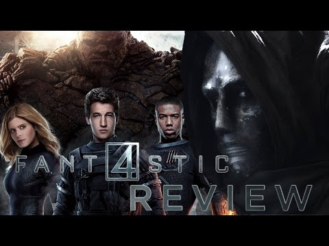 Fantastic Four film review - Collider