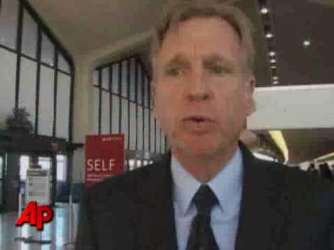 Airport Program Stresses How to De-Stress