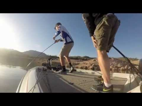 Flw everstart western division bass tournament payson for Colorado fishing license walmart