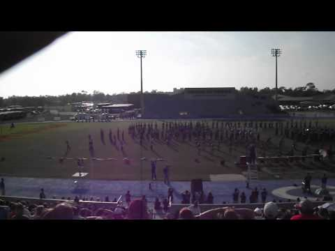 Ocean Springs High School Band 10.13.12
