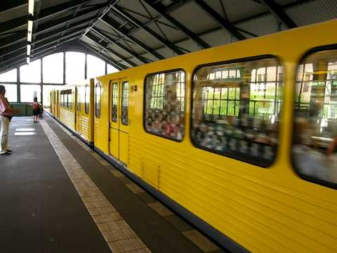 Subways of the World - Berlin
