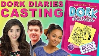 The Dork Diaries - Movie Casting! Who Would You Pick to Star in the Movie?