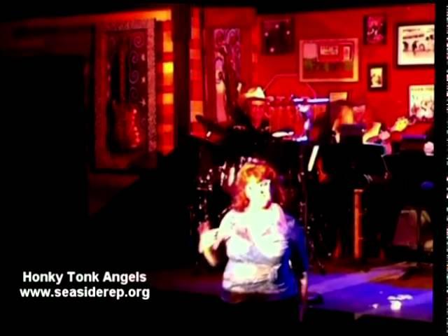 Harper Valley PTA Redd Sings  at Seaside Rep Theatre n Honky Tonk Angels