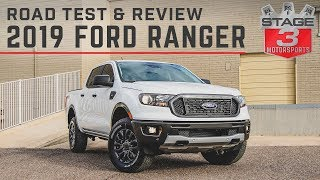 2019 Ford Ranger Review & Road Test