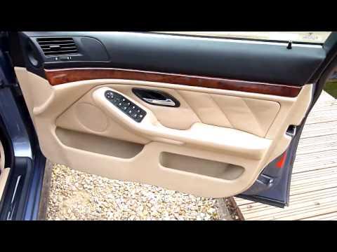 Video Review of 2002 BMW 530D SE For Sale SDSC Specialist Cars Cambridge