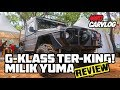 REVIEW MERCEDES G-KLASS SPEK ADVENTURE TER-KING! MILIK YUMA