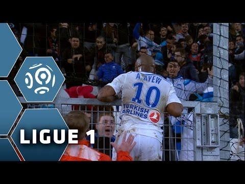 But André AYEW (69') / Olympique de Marseille - Stade de Reims (2-2) -  (OM - SdR) / 2014-15