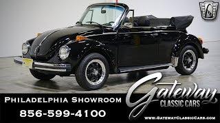 1979 Volkswagen Super Beetle, Gateway Classic Cars - Philadelphia #580