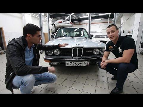 Обзор BMW 5 series E12