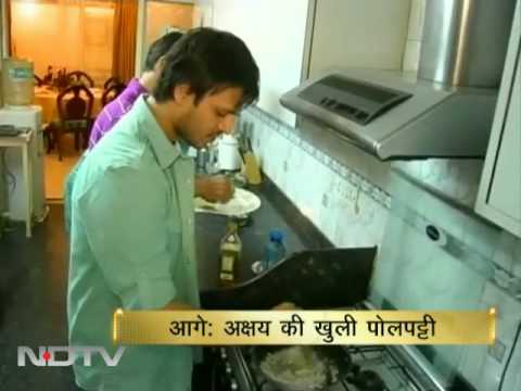 Vivek Oberoi loves to cook