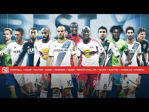 MLS reveals 2014 Best XI, headlined by Landon Donovan, Thierry Henry