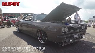 Dodge Coronet -68 Hybrid Charger SRT8 -07