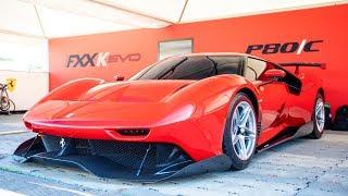 NEW Ferrari P80/C, In-Depth First Look: 2019 Goodwood FoS   Carfection
