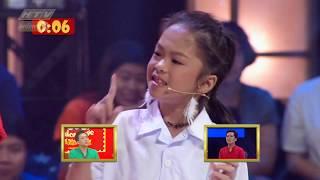 Cô bé 8 tuổi tự tin sẽ rinh 100 triệu tại THÁCH THỨC DANH HÀI | TTDH #4 MÙA 5 | 7/11/2018