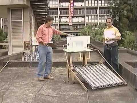 Aquecedor Solar de Baixo Custo no Rio de Janeiro