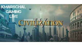 Lets Play: Sid Meier's Civilization IV [Danish] | Live