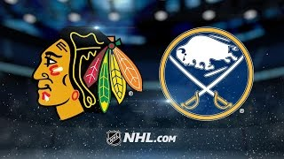 Darling, Kane lead Blackhawks to 5-1 win over Sabres