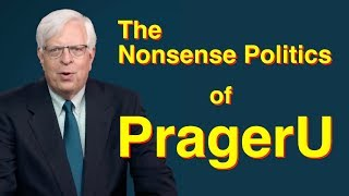 The Nonsense Politics of PragerU